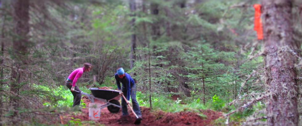 Alberta Parks – Trail Crew