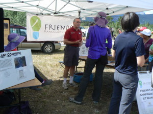 FRIENDS OF KANANASKIS at Parks Day 2015 (1)