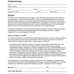 Friends Liability Waiver