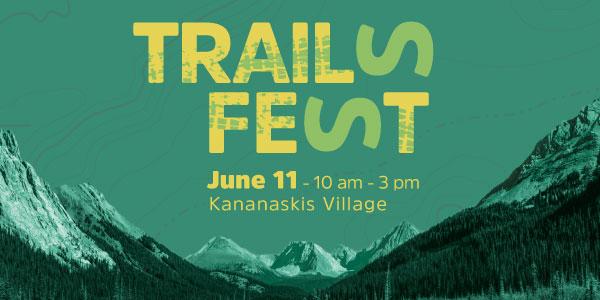 Trails Fest – June 11 – Kananaskis Village