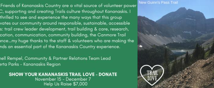 Jennell Rempel, Community & Partner Relations Team Lead Alberta Parks – Kananaskis Region