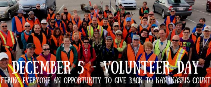 International Volunteer Day – a day dedicated to celebrating volunteers!